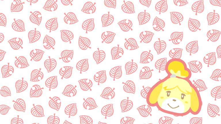 Animal Crossing New Horizons Mobile Und Desktop Hintergrunde Acpocketnews Animal Crossing Leaf Animal Crossing Animal Wallpaper