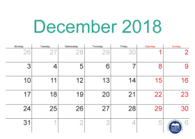 Pin By Printable Free On December  Calendar