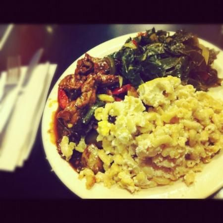 The Land Of Kush Vegetarian Food Baltimore