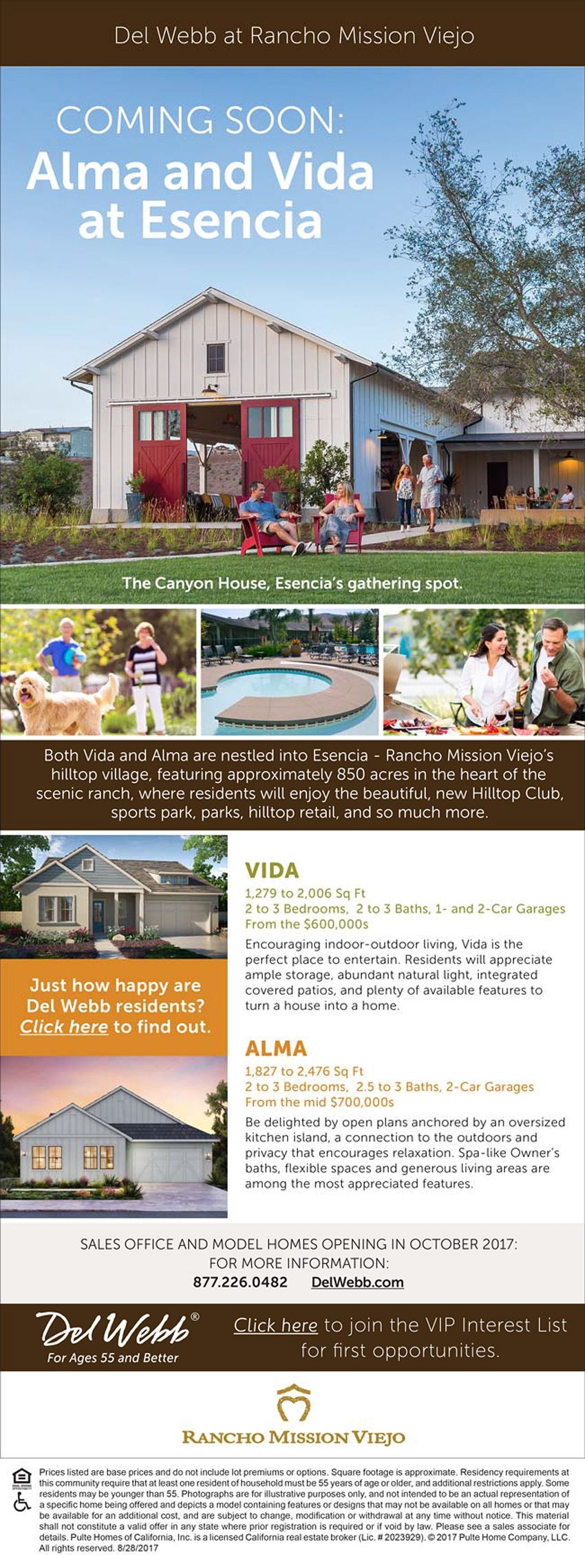new homes for sale in ranch mission viejo california del webb at