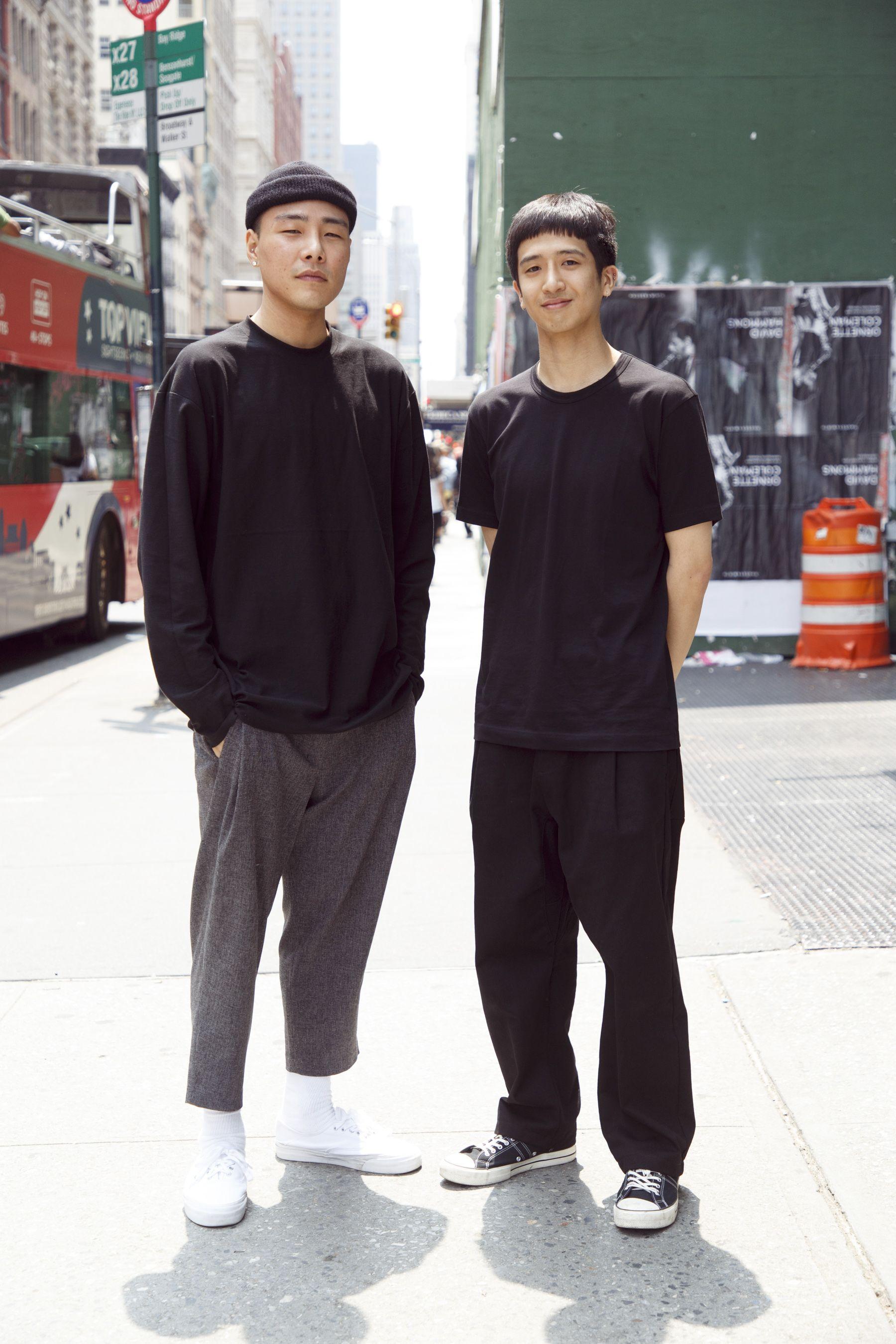 New York Men S Street Style Spring 2020 Day 3 The Impression In 2020 Mens Street Style Spring Mens Street Style New York Men S Street Style