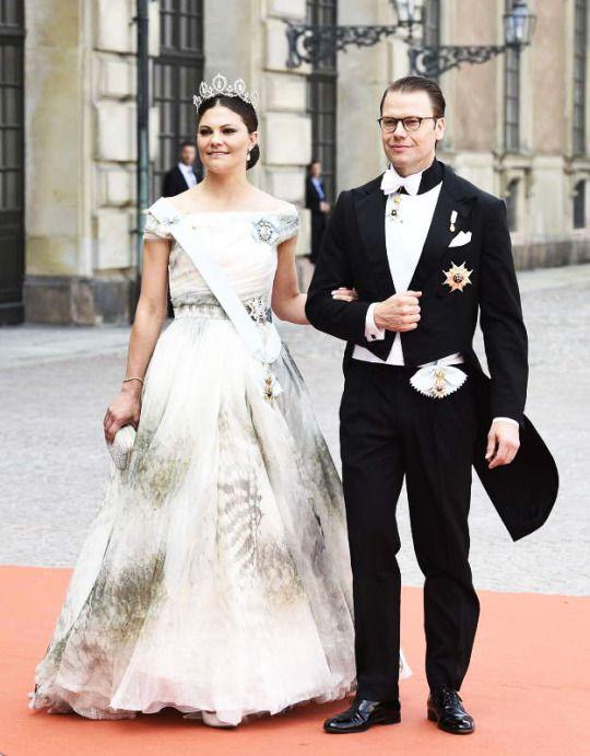 Princess Victoria and Prince Daniel | Sławni ludzie i rody ...