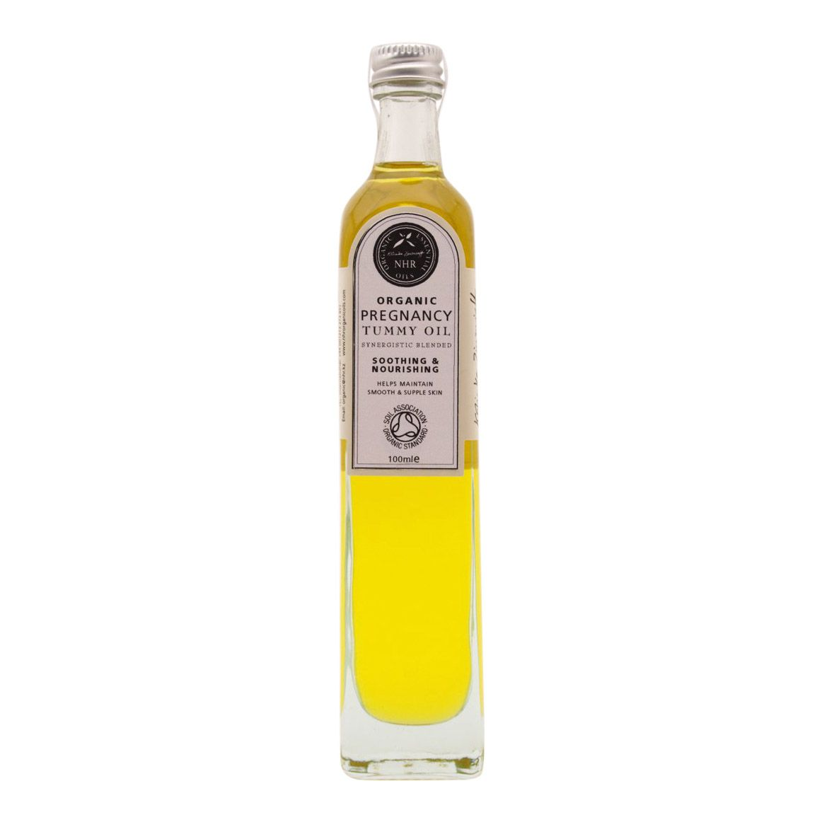 Organic Pregnancy Tummy Oil
