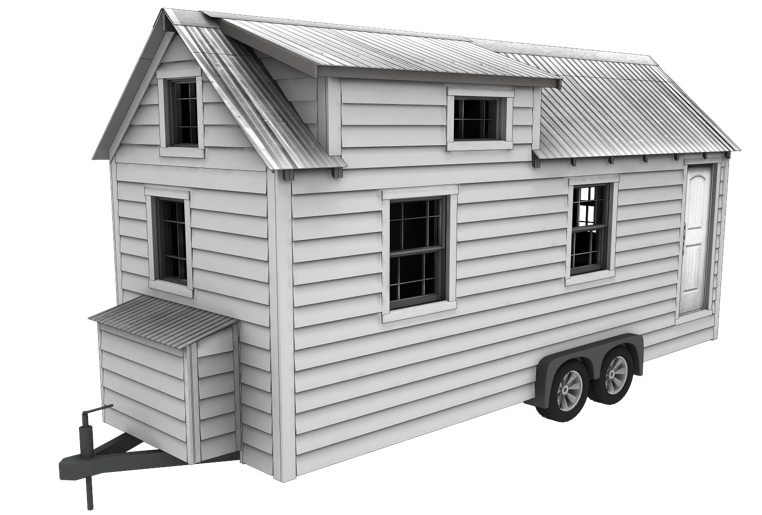 Tumbleweed Tiny House Floor Plans: TACK Tiny House Plans Page..