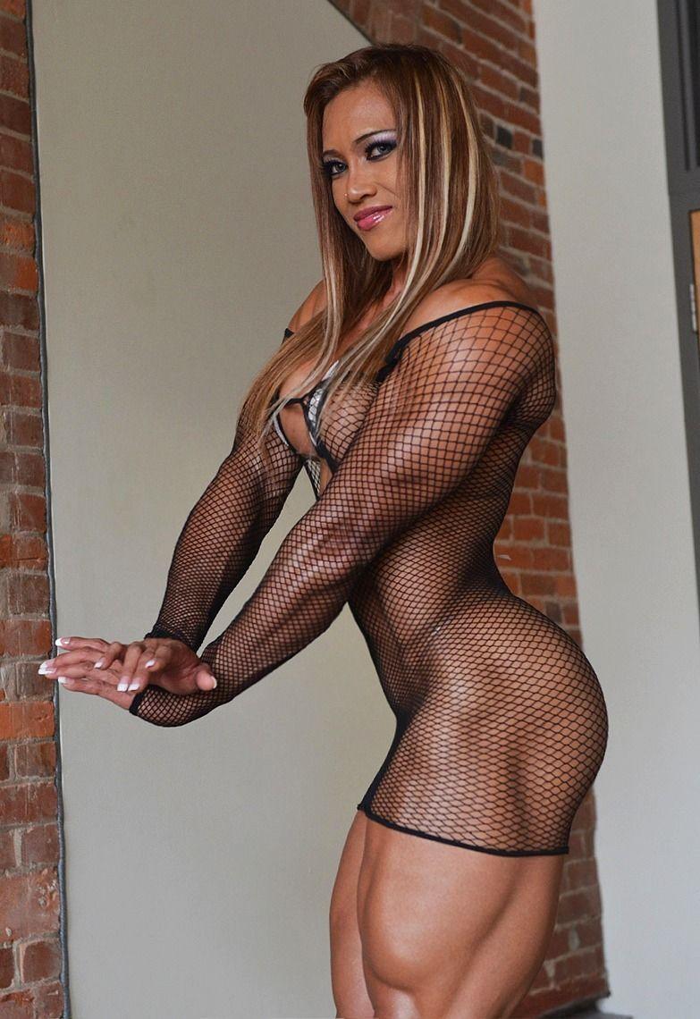 Free Nude Female Bodybuilder 17