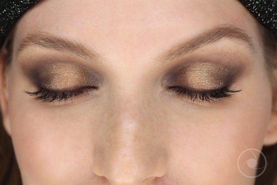 SOFT SMOKEY EYES I Makeup tutorial - MAQUILLAJE OJOS AHUMADOS Hair