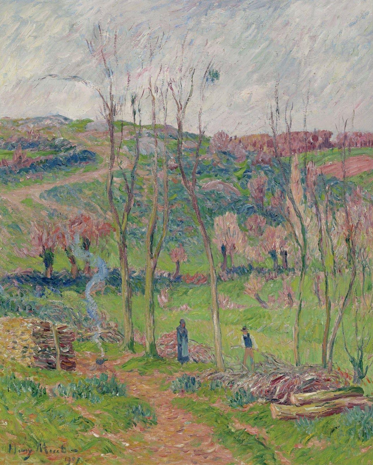 140 ideias de Henry moret | impressionismo, city art, arte água