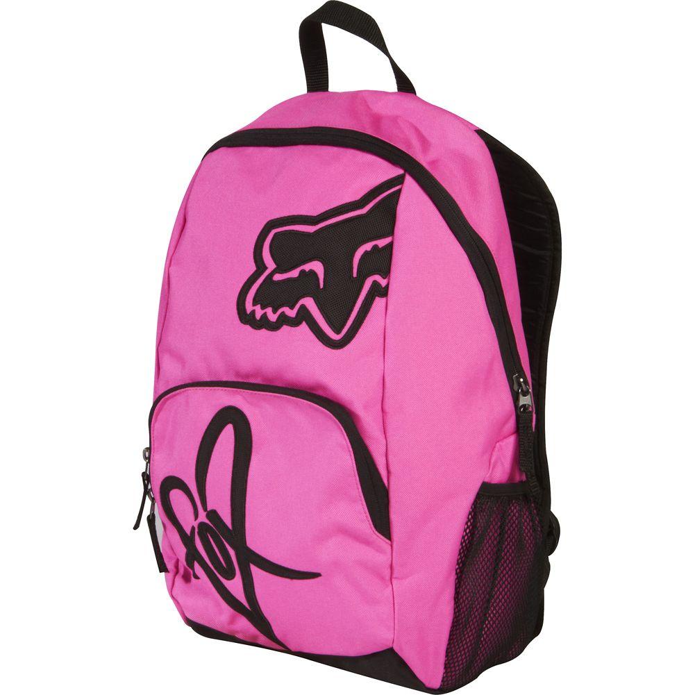 Fox Hot Pink Backpack Fox Racing Road Trip Backpacks Casual