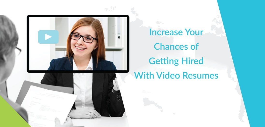 Do you want to stand out among the millions of people who are - video resume