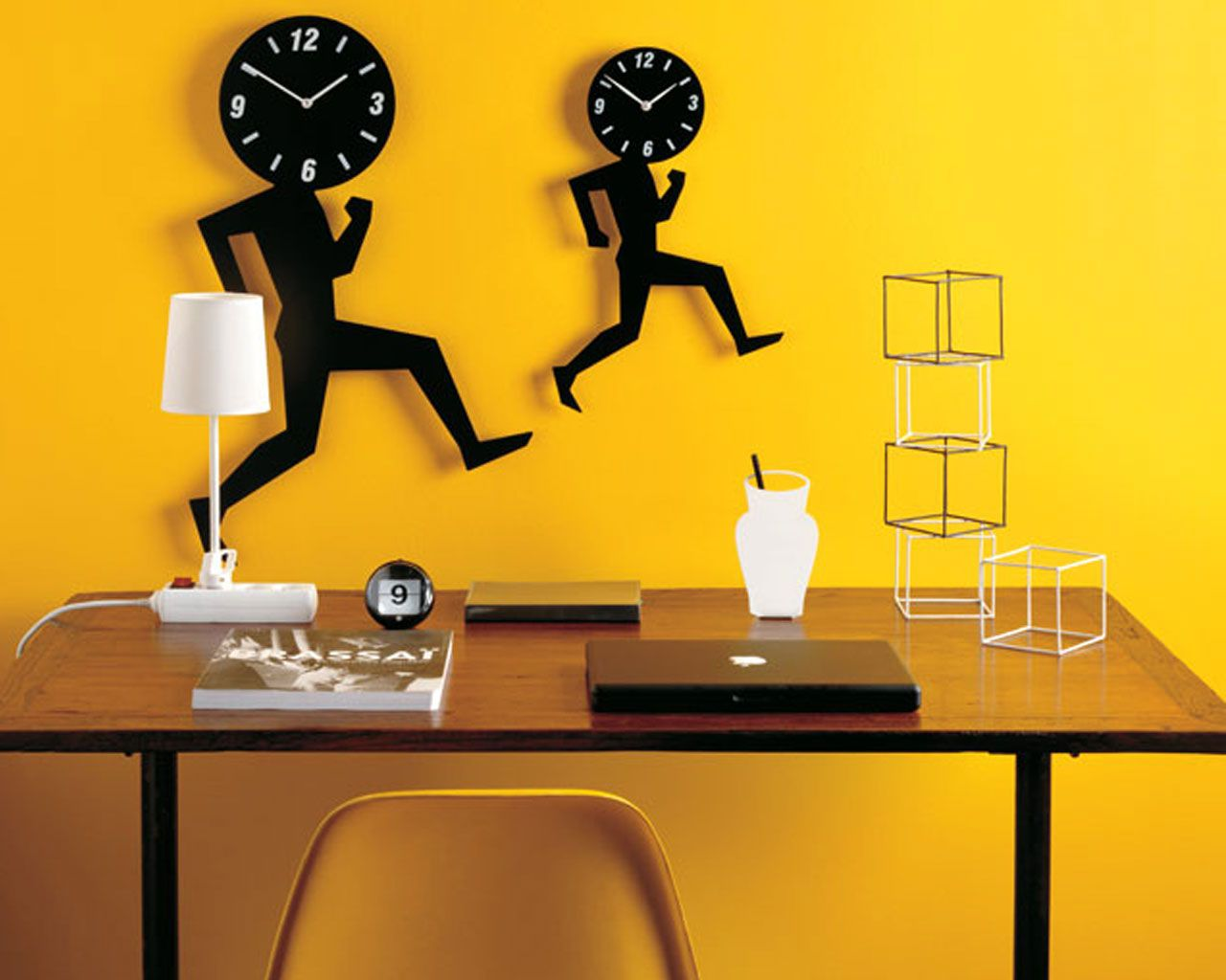 Best 25 Creative Clock Ideas | Home Decor | Pinterest | Modern wall ...