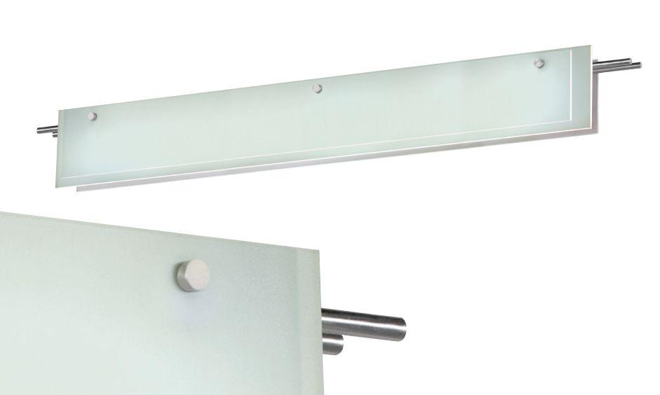 Suspended glass slim 40 led bath bar3215 13led sonneman a way of