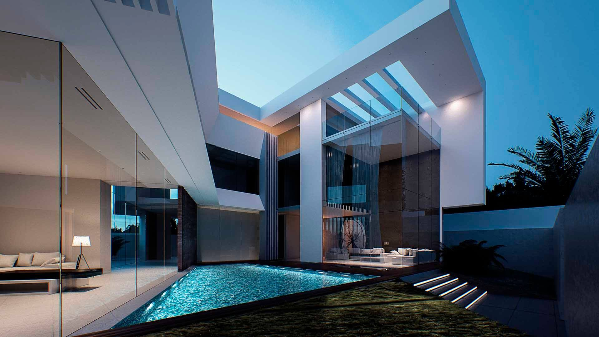 Creato Projects - Almedbel Villa