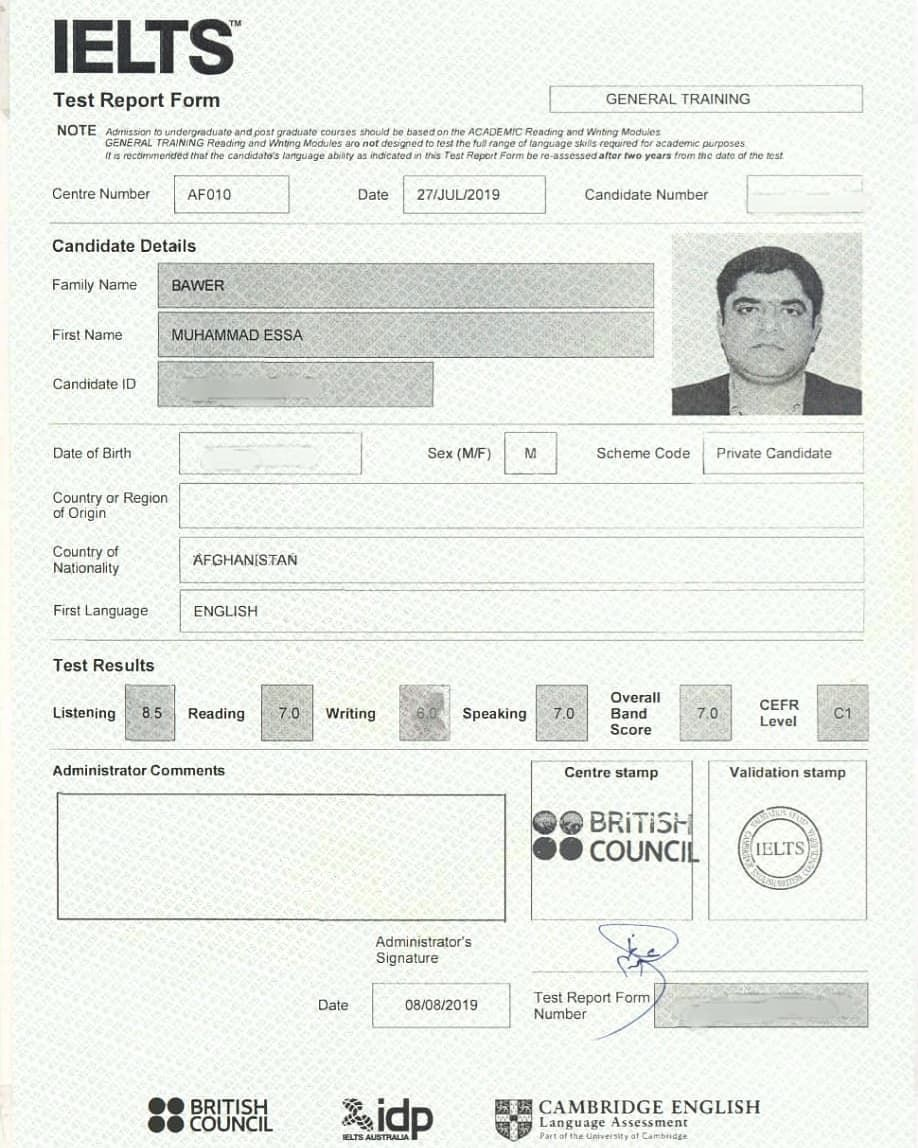 Congratulations on your welldeserved success IELTS