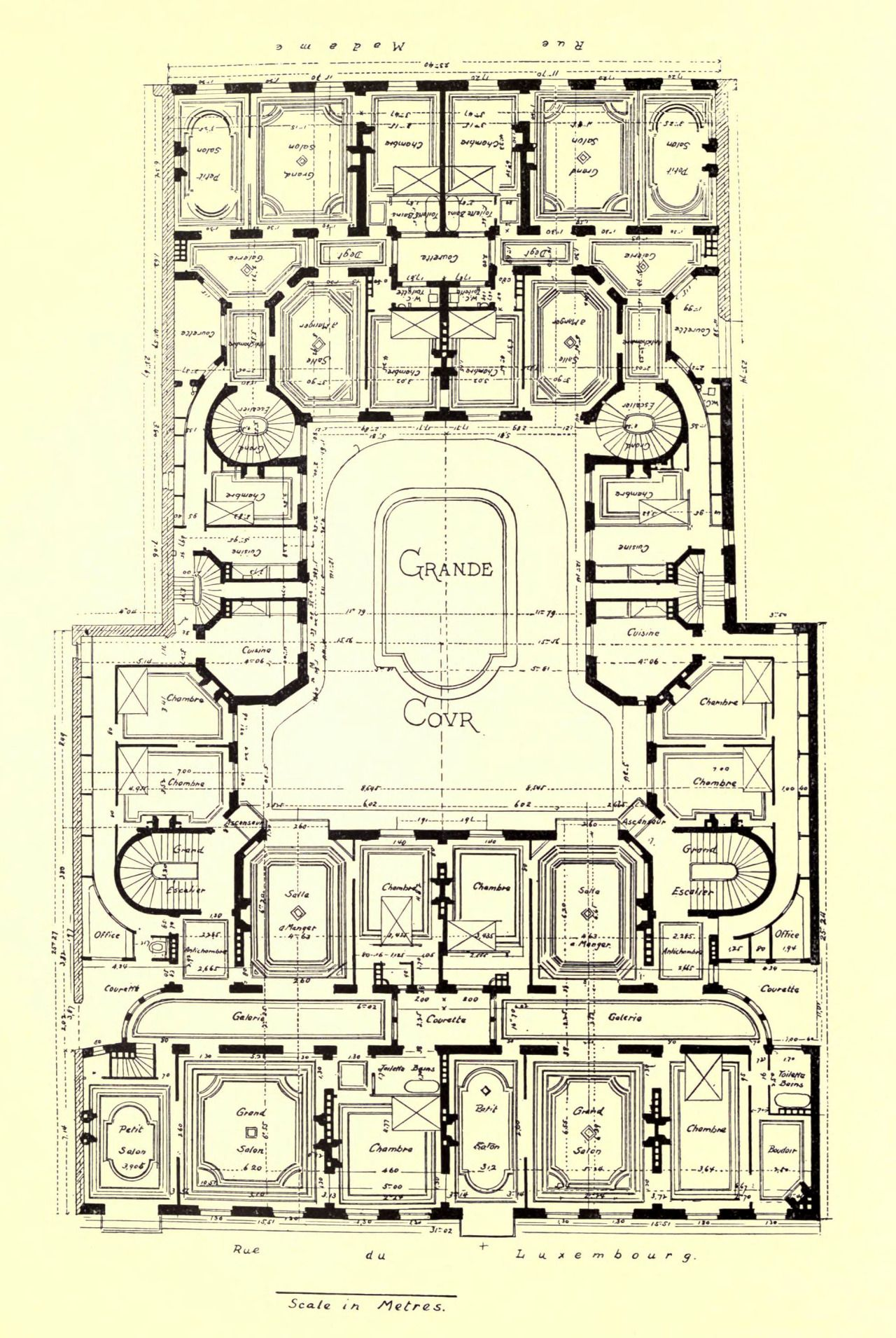 Archi Maps Mansion Floor Plan Architectural Floor Plans How To Plan