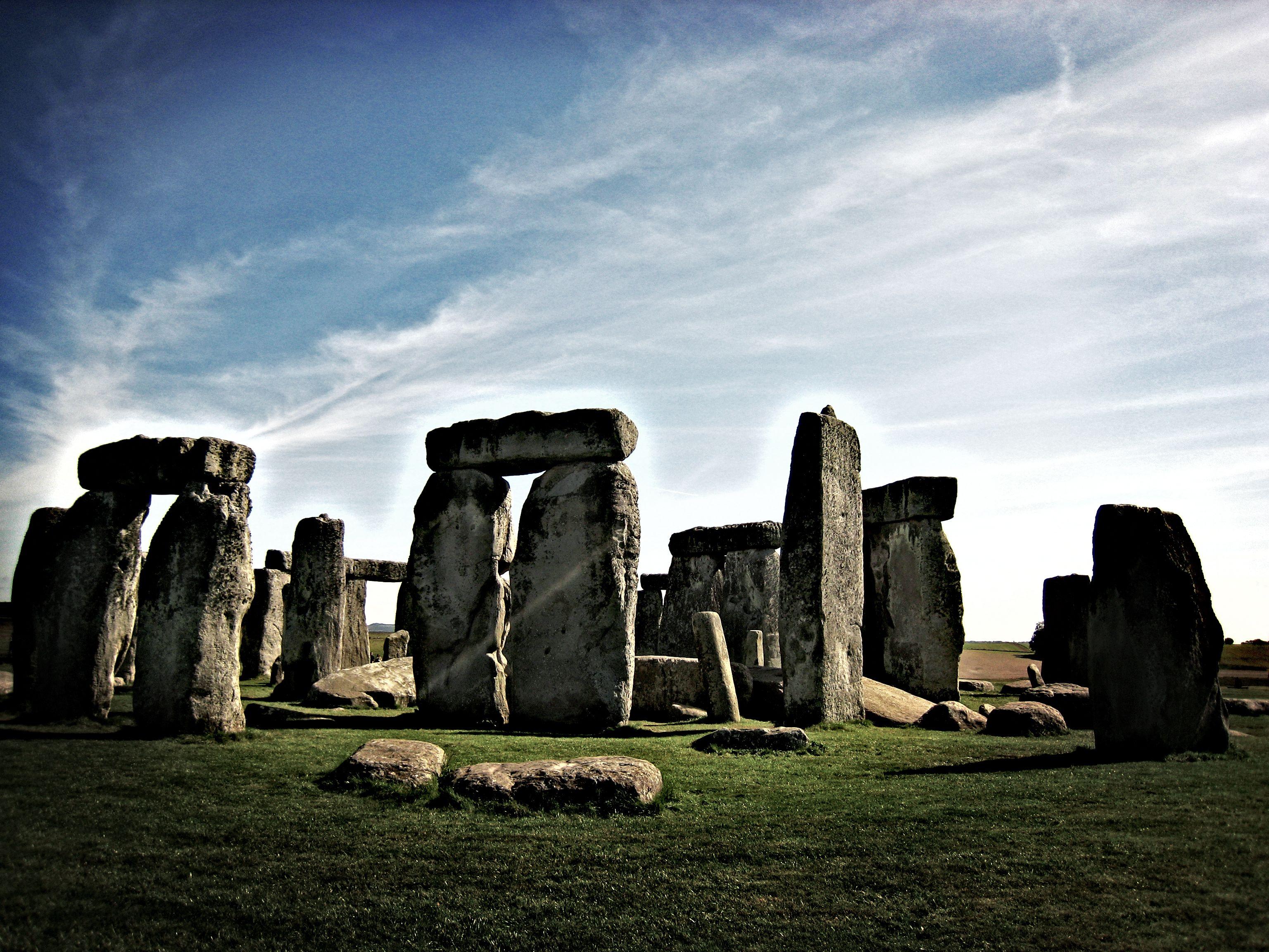 Stonehenge, England, 2009