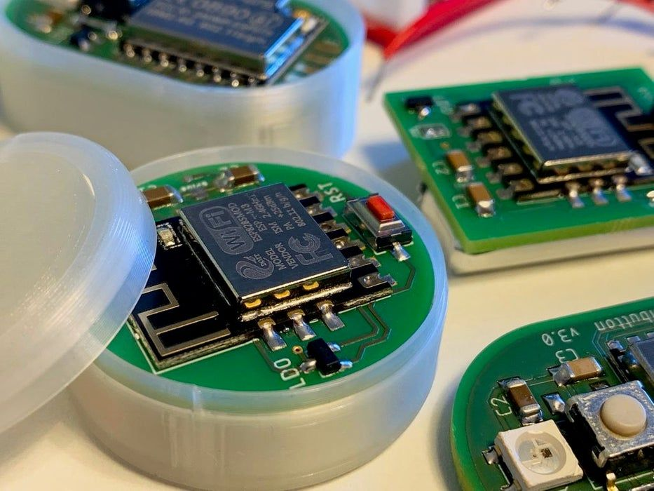 DIY Dashbutton for the Internet of Things: 6 Steps (with Pictures)