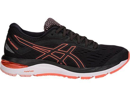 Frauen GEL-Cumulus 20 in 2020 | Running shoes, Black running ...