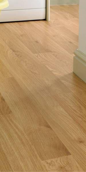 Howdens Oak aquablock flooring