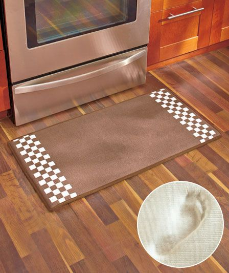 """36"""" Memory Foam Kitchen Rugs