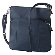TravelSmith Special Edition by Pacsafe RFID-Blocking Contempo Crossbody