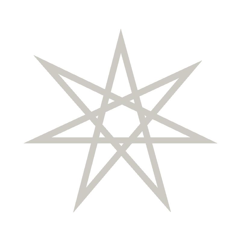 7 Pointed Fairy Or Elven Star Symbolism Tattoo Art Pinterest
