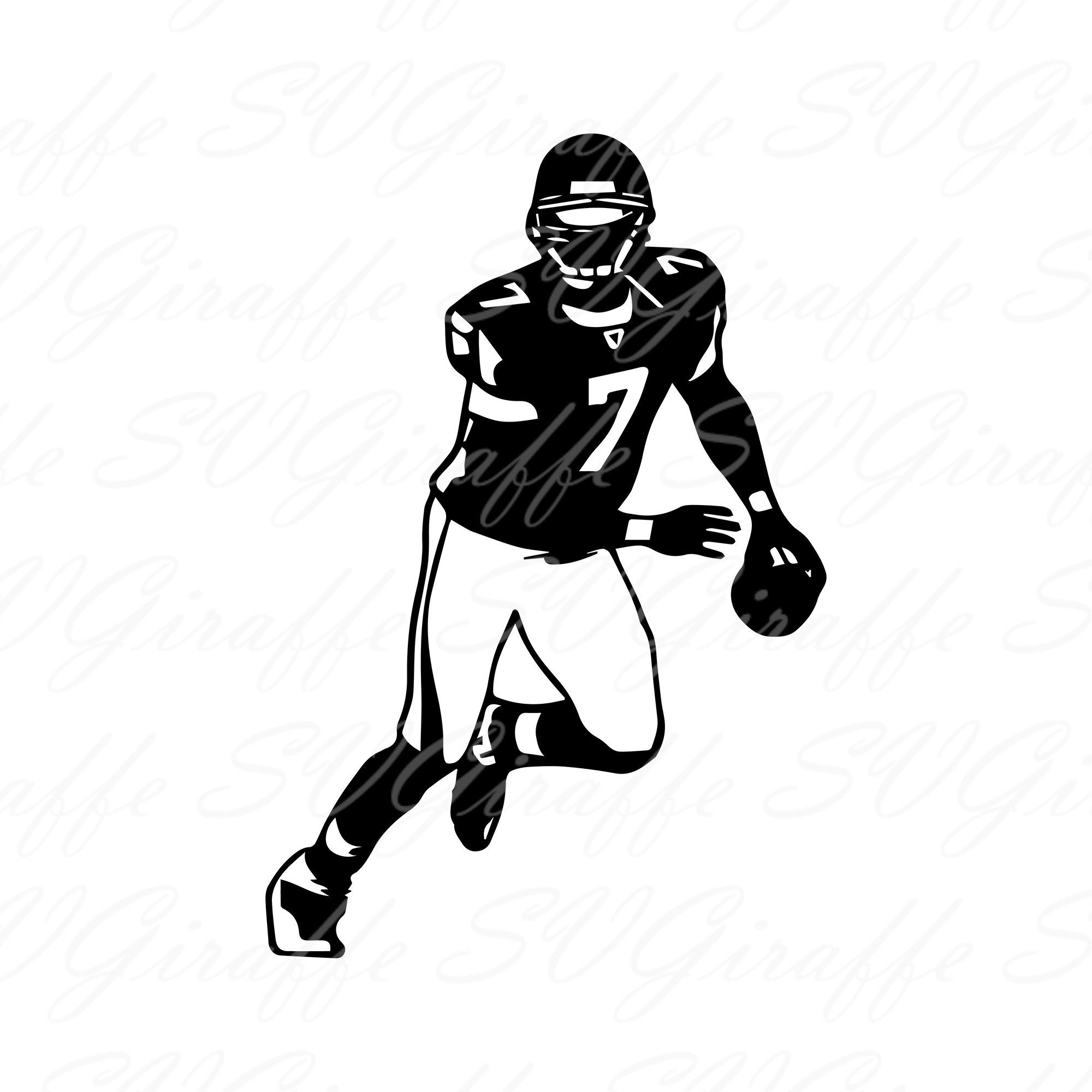 Michael Vick Svg Dxf Png Pdf Jpg Eps Files Atlanta Falcons Etsy In 2020 Michael Vick Mike Vick Atlanta Falcons Svg