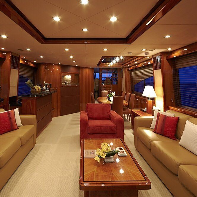 Cruise in vip style on a luxury yacht the interior decor is amazing yacht ocean travel sea wealth wealthy luxe luxury wave boat superyacht