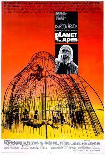 O Planeta dos Macacos (1968) Poster