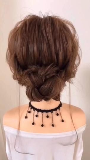 Easy & Quick Hairstyle Tutorial For Long And Mediu