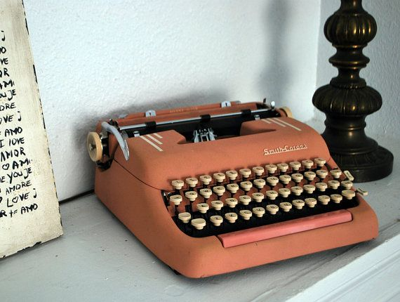 cute typewriter