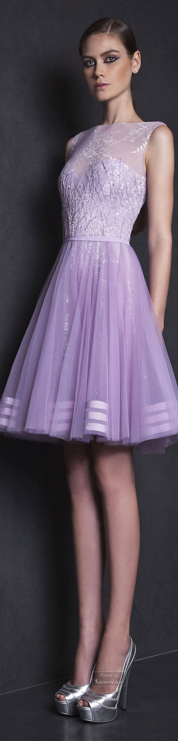 Tony Ward Spring-summer 2015. | dresses | Pinterest | Lilas ...