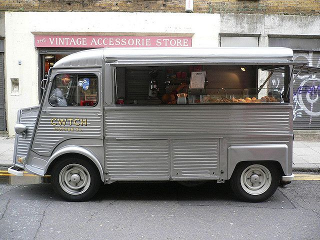 Cwtch Coffee Co., London.