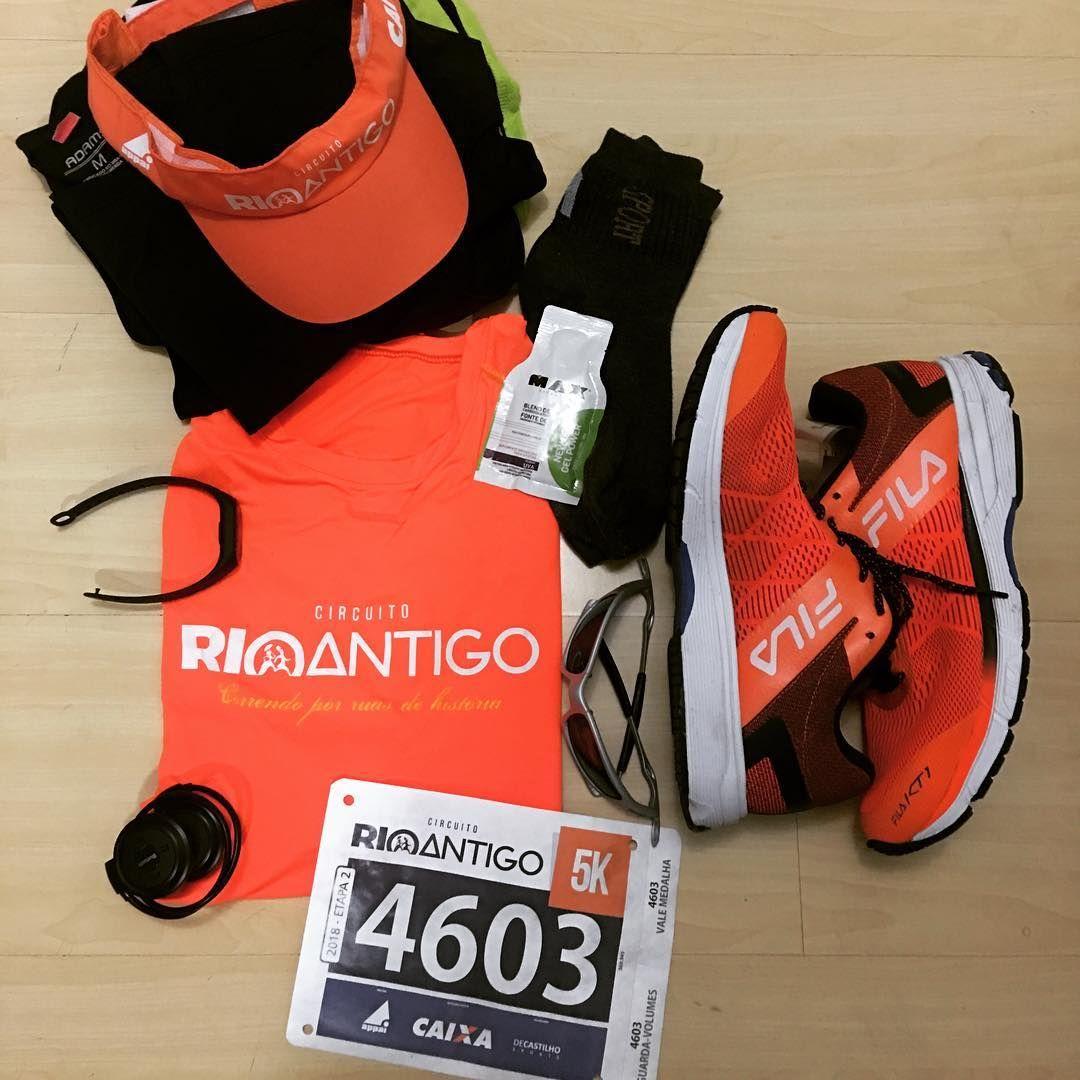 Circuito Rio Antigo : Logo mais volto oficialmente para as corridas de rua. feliz demais