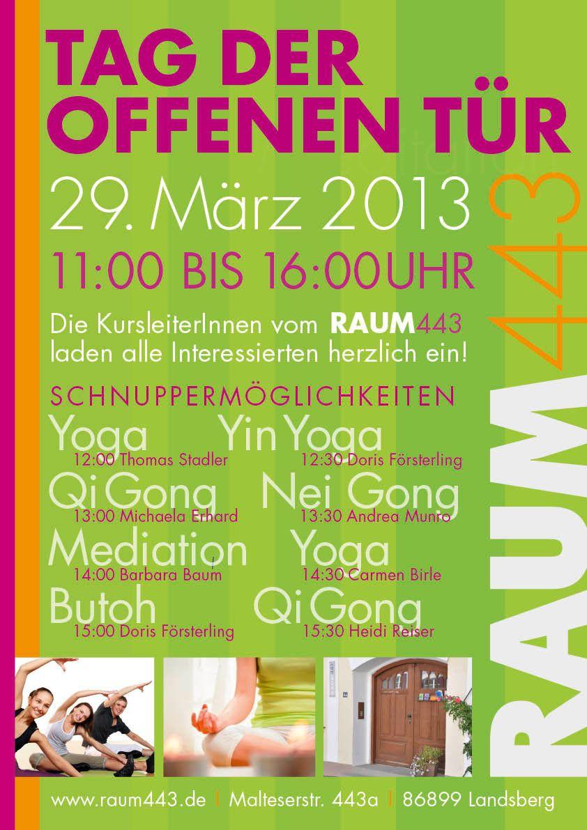 Tag der offenen tür plakat design  Tag der offenen Tür | Raum 443 | Pinterest | Plakat, Armin und ...