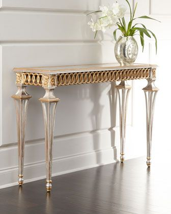 Arella+Console+Table+at+Neiman+Marcus.