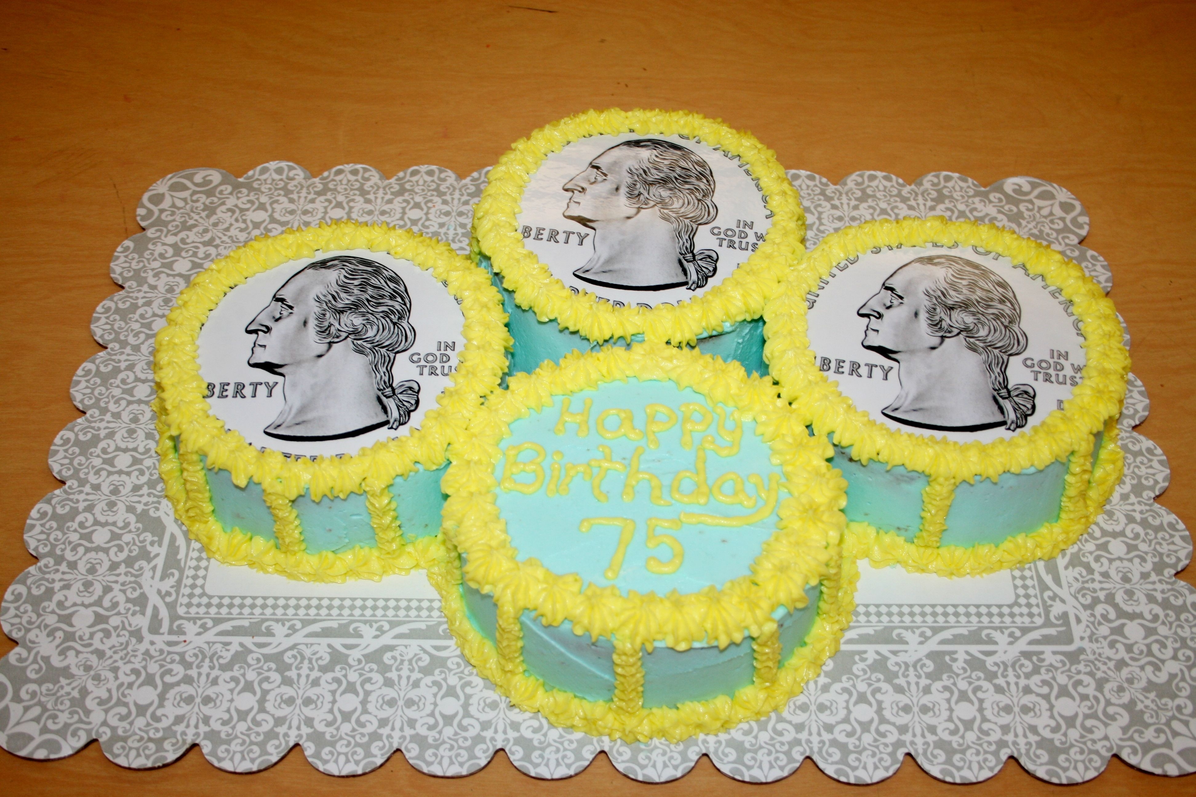 75th birthday 75th birthday birthday party