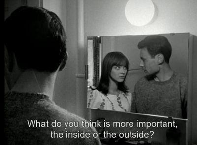 Jean Luc Godard s Le Petit Soldat 1963 m