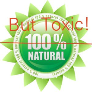 Image result for Natural doesn't mean safe