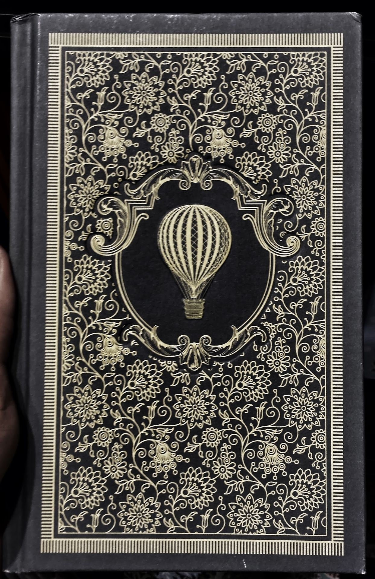 Notebook from Waterstones.