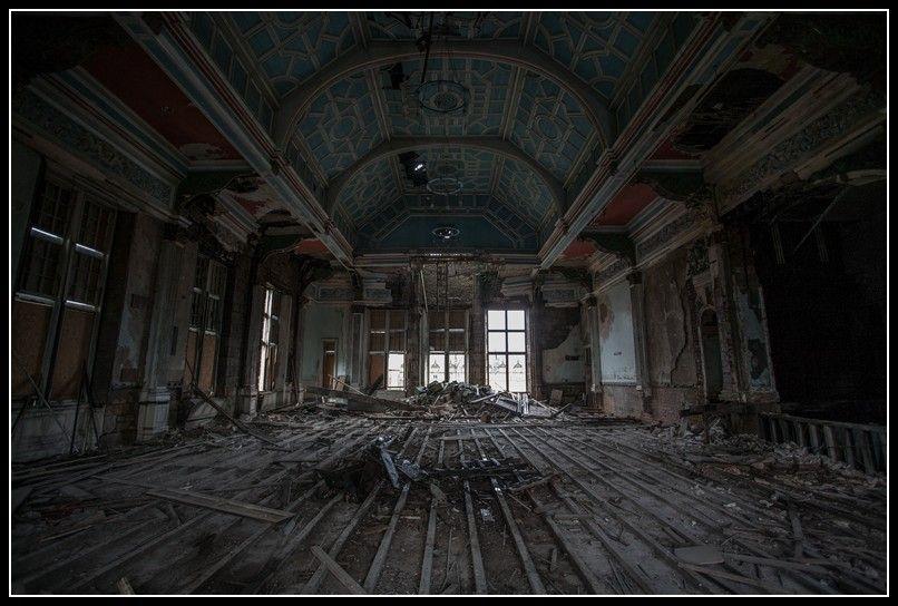 Gartloch Hospital, Lanarkshire | Whatevers Left | UK Urbex