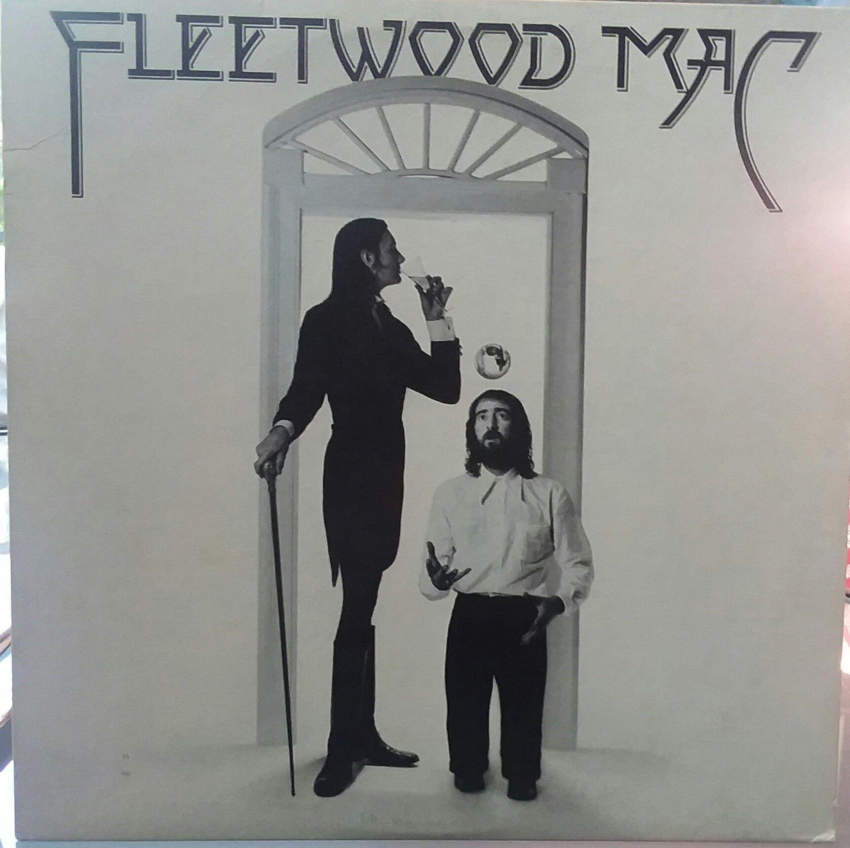 Fleetwood Mac Self Titled 1975 Album Vintage Record Album Vinyl Lp Classic Rock And Rock Music British American Rock Fleetwood Mac Fleetwood Saddest Songs
