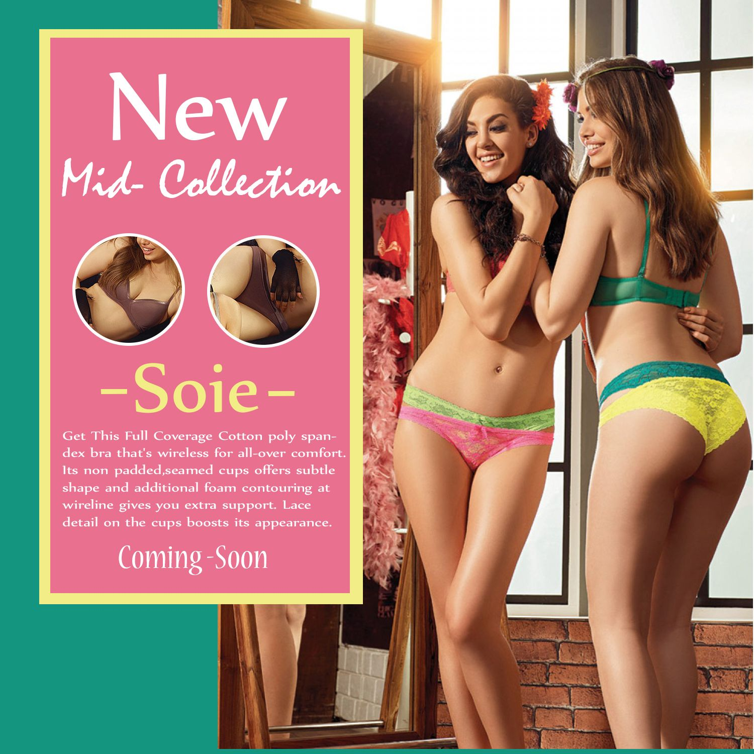 New and stylish collection in Soie, now available at #FabsDeal ...