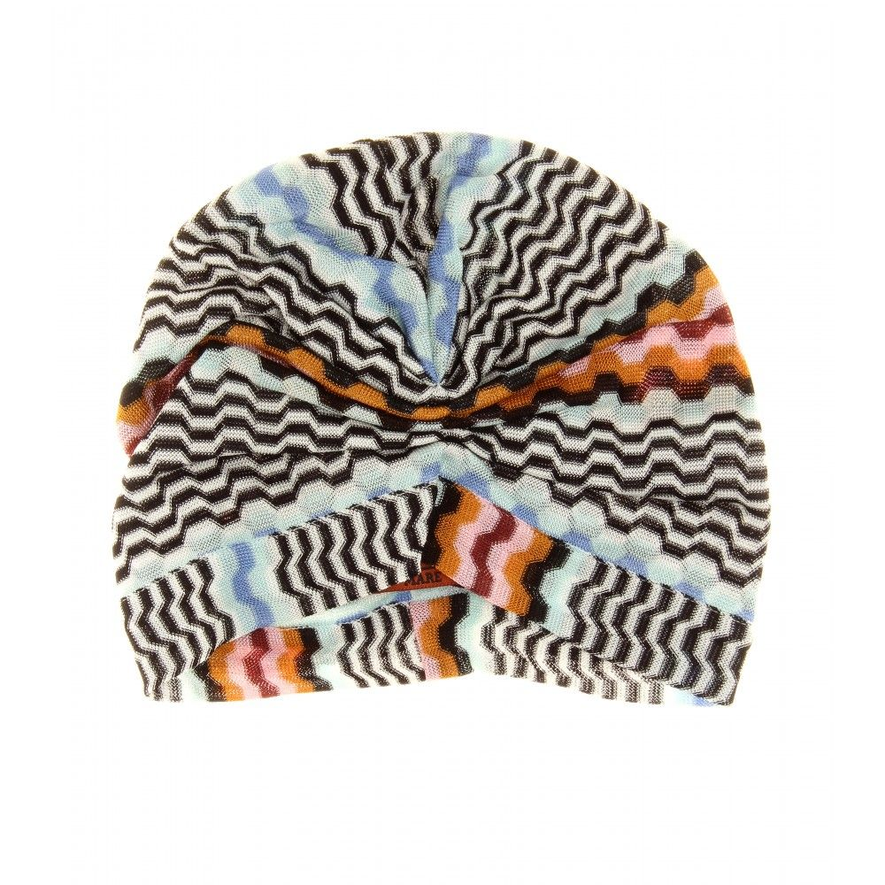 ace52ec7a8cfb9 Missoni Mare - Crochet-knit turban - A beachwear accessory that will ...
