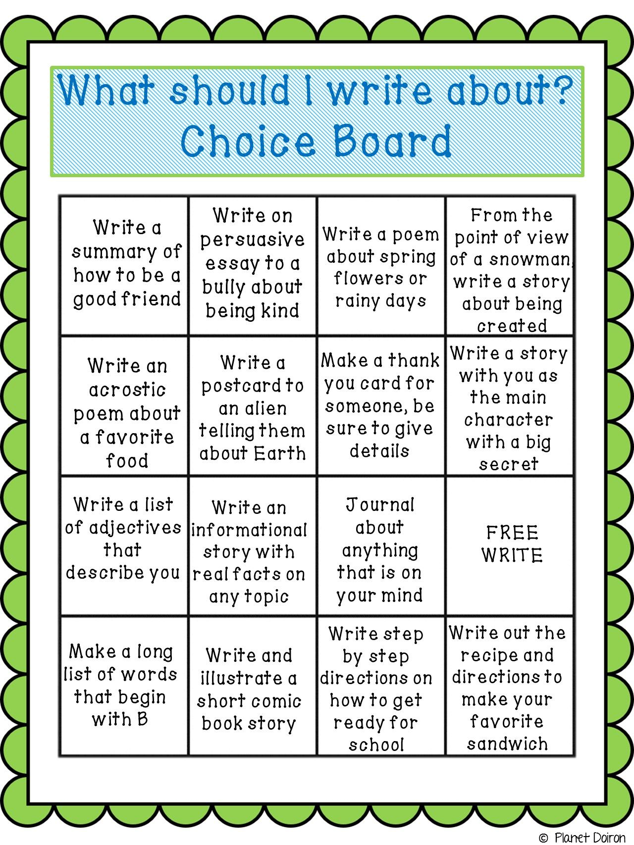 Writing Center Ideas For Your Elementary Classroom Writing Center Writing Prompts For Kids Teaching Story Elements Free writing center activities for