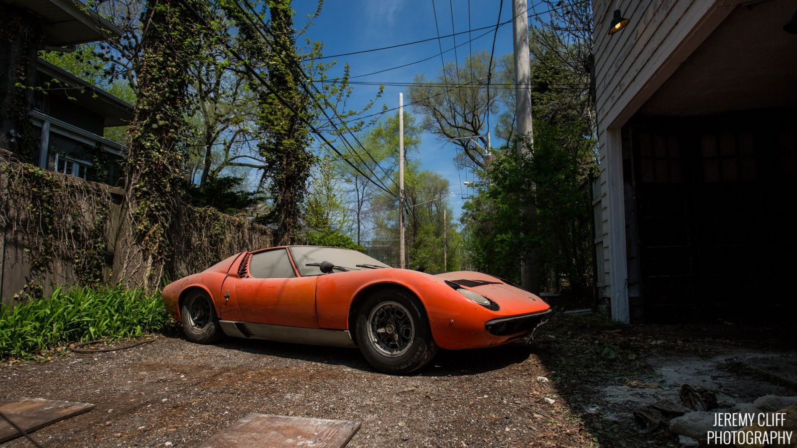 Inherited Bull: 1967 Lamborghini Miura | Lamborghini miura ...