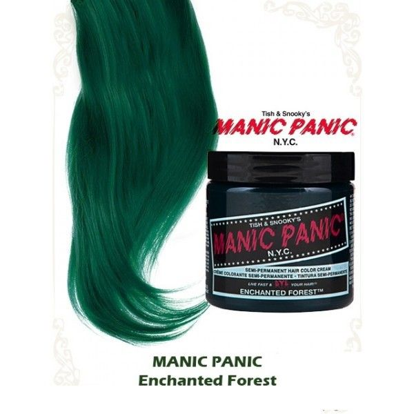 MANIC PANIC - Enchanted Forest™ - High Voltage® Clic Cream ...