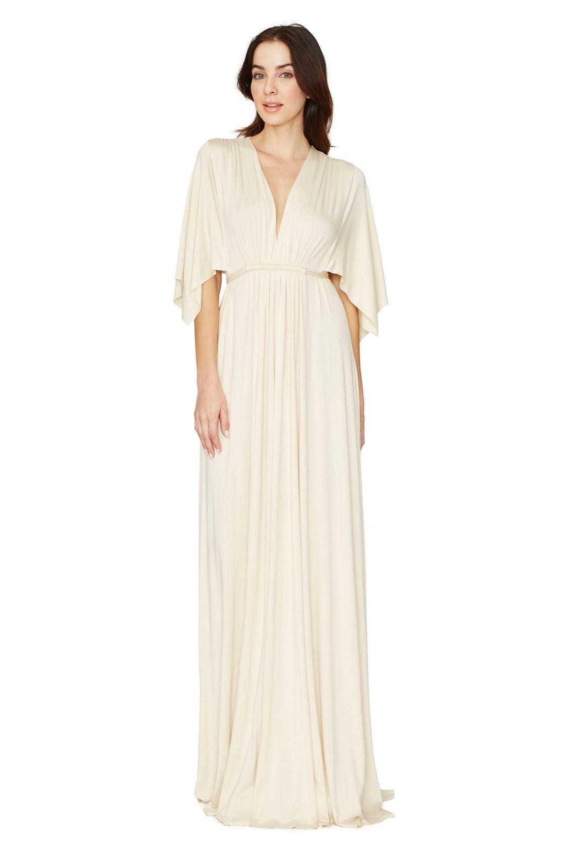 46079de277805 LONG CAFTAN DRESS - CREAM | Outfit Inspiration in 2019 | Dresses ...
