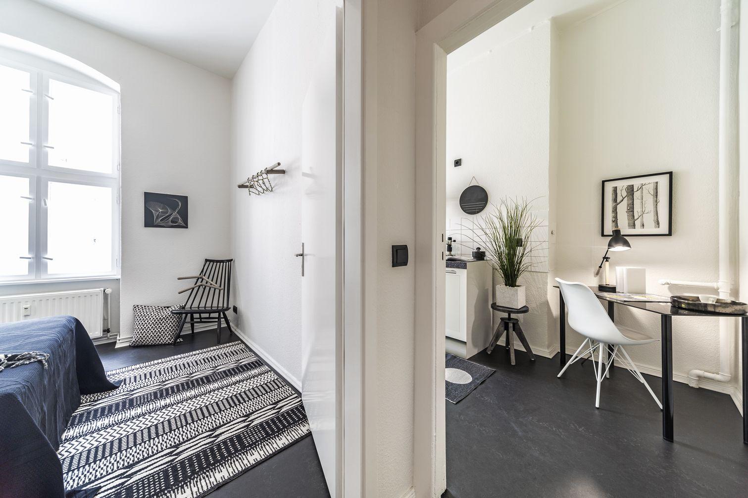Alle Wohnungen Verfugen Uber Einen Balkon Wohnung 2 Zimmer Wohnung Wohnung Kaufen