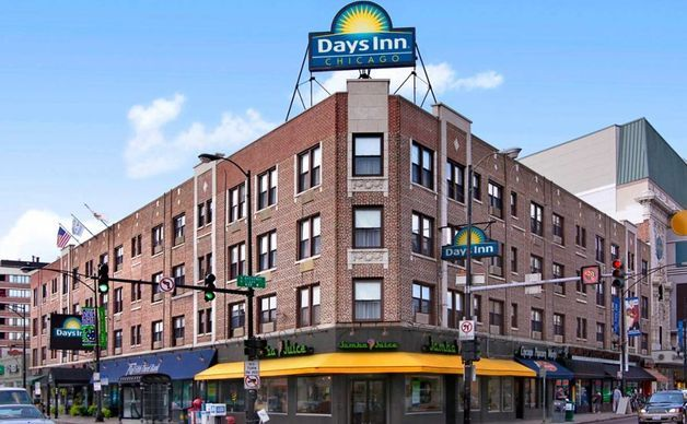 Days Inn Chicago Launch Your Getaway From Hotel A Boutique