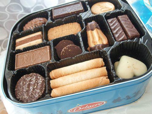 1 kg de biscuits Delacre à gagner !